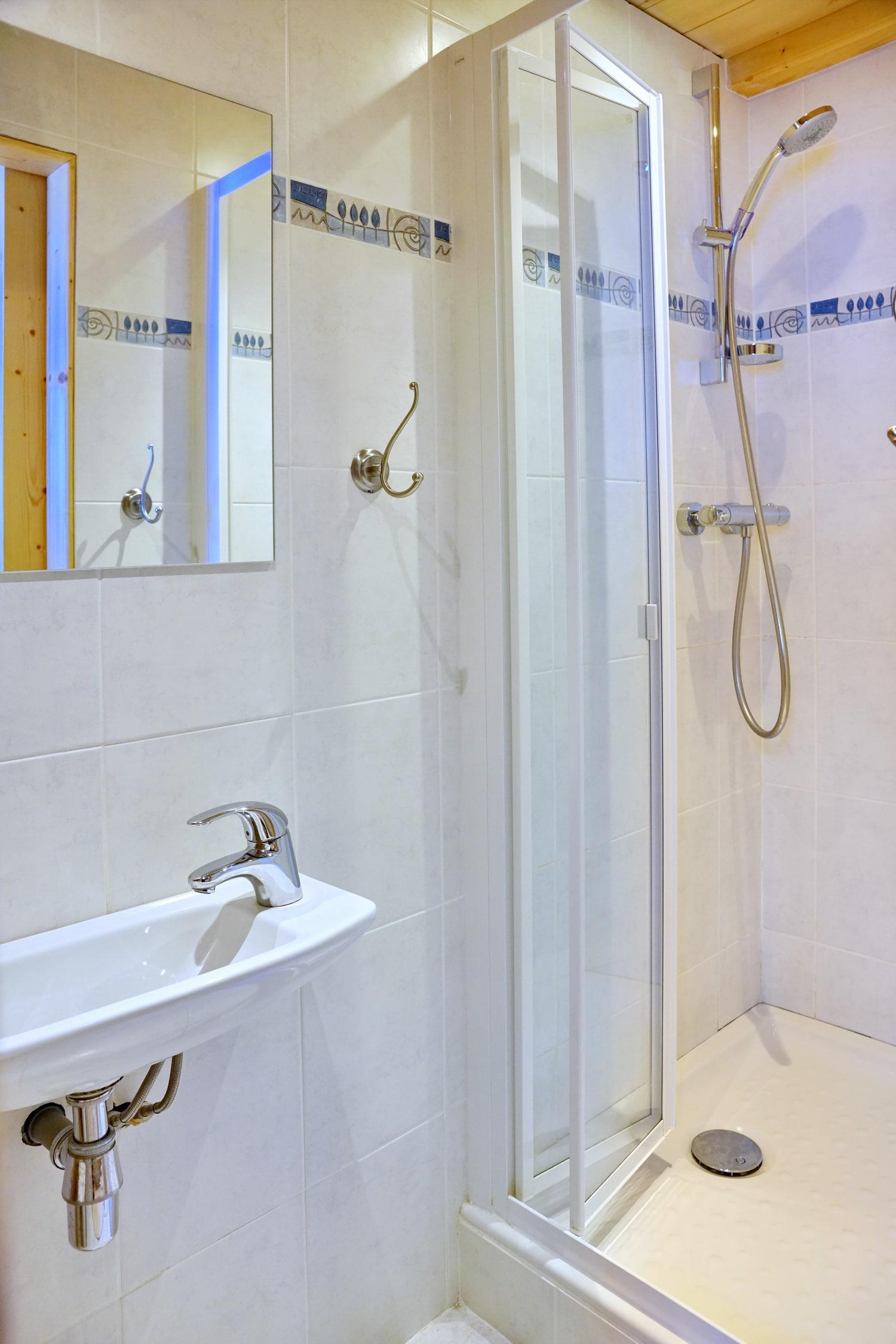 Salle de bain du Studio indépendant